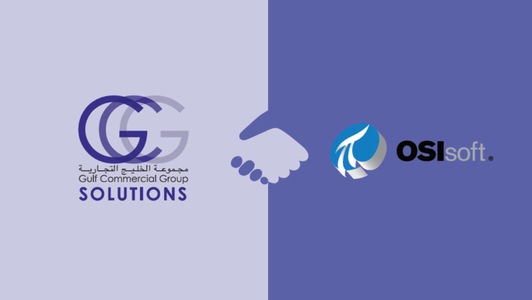 GCG solutions announces its partnership with Osisoft